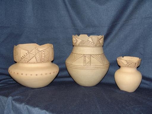 Iroquois Pottery Jennifer M Stevens