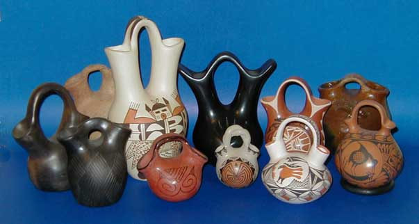 Wedding Vase Pottery Collection